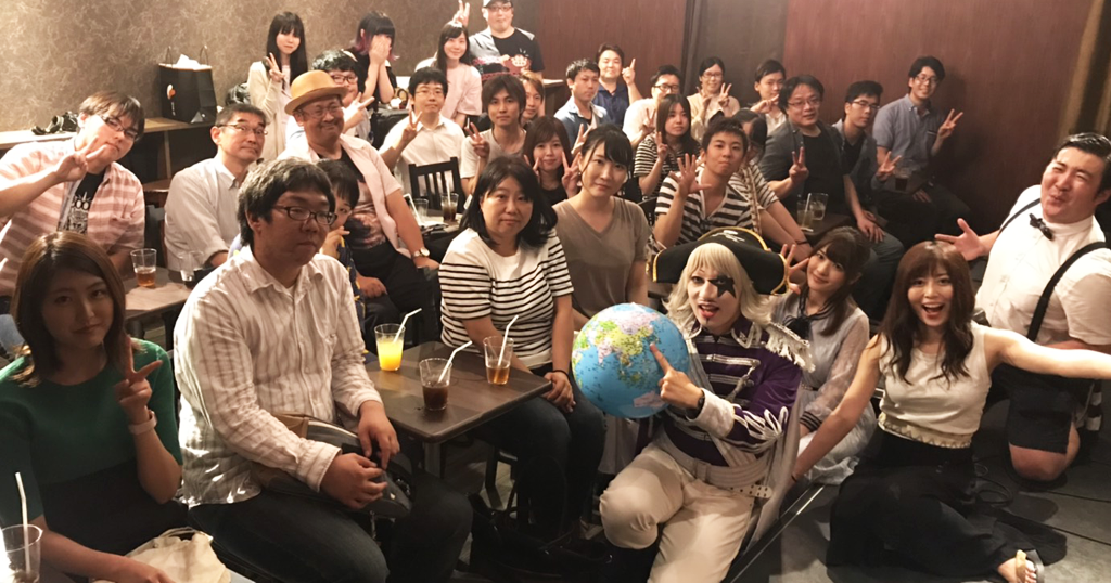 ゴー☆ジャス動画のメンバーに直接会える!「ファンミーティング」仙台のお知らせ
